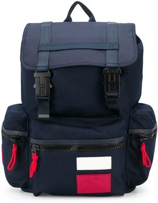 Tommy Hilfiger TH Nylon Drawstring Flap backpack