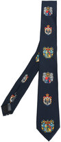 Dolce & Gabbana Heraldic Sicilia tie