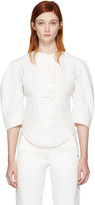 Stella McCartney Ivory Adeline Blouse