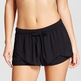 Women's Flutter Pajama Short Black - Xhilaration