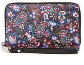 Marc Jacobs Garden Paisley Zip Wristlet