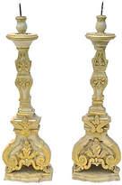 One Kings Lane Vintage Italian Candlesticks