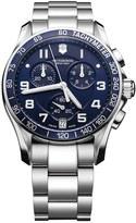 Victorinox Swiss Army ® 'Chrono Classic' Bracelet Watch, 41mm