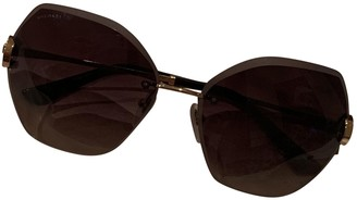 Bvlgari Multicolour Metal Sunglasses