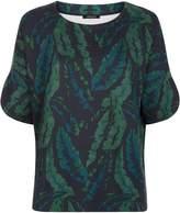 Jaeger Banana Leaf Print T-Shirt