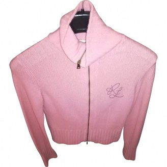 Polo Ralph Lauren Pink Cashmere Knitwear for Women
