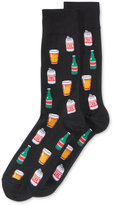 Hot Sox Men's Beer Socks