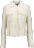 Nina Ricci Wool-blend tweed jacket