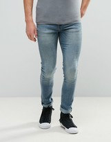 Cheap Monday Tight Jean Wasteland Wash