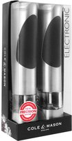 Cole and Mason Cole and Mason Richmond Precision Electric Salt and Pepper Mill Gift Set