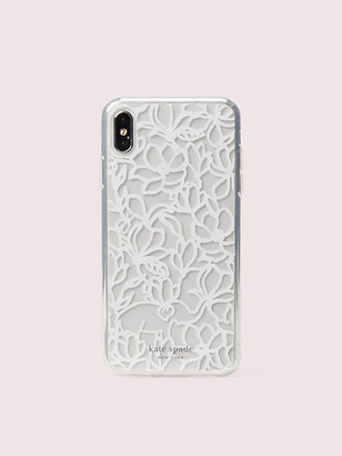 Kate Spade Scribble Flora Iphone Xs Max Case