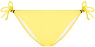 Heidi Klein Cancun tie side bikini bottoms