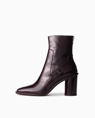 Rag & Bone Wiley high boot - patent leather