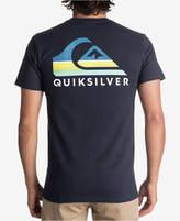 Quiksilver Men's Swell Vision Logo-Print T-Shirt