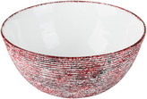 Missoni Home Cordonetto Large Serving Bowl - Red