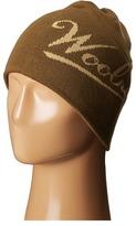 Woolrich Acrylic Knit Reversible Beanie
