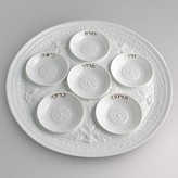 Bernardaud Louvre Mini Seder Plates, Set of 6