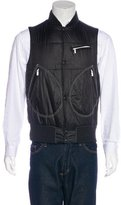 Y-3 Quilted Puffer Vest