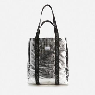 Nunoo Women's Shopper Cool Bag - Silver