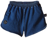 Nununu Denim Gym Shorts (Little Kids/Big Kids)