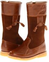 Elephantito Boot w/ Tassels (Toddler/Youth) (Caramel) - Footwear