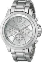XOXO Women's XO5588 -Tone Bracelet Watch