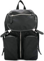 Neil Barrett multipocket backpack