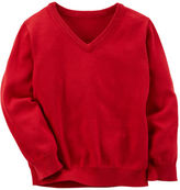 Carter's Pullover V-Neck Sweater