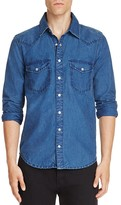 Blank NYC BLANKNYC Denim Regular Fit Snap Front Shirt