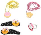 Desserts Ring, Necklaces & Hairclip Set