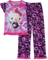 Asstd National Brand Hello Kitty 2-pc. Sleep Shirt and Pants Set - Girls