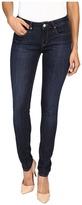 Mavi Jeans Alexa Mid-Rise Skinny in Rinse Indigo Tribeca