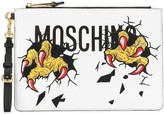 Moschino Monster Hands clutch