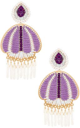 Mercedes Salazar Isla Jellyfish Earring