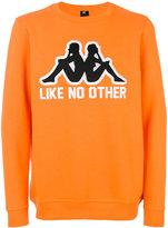 Kappa logo sweatshirt