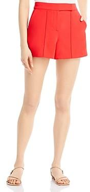 Alice + Olivia Dylan Pintuck Shorts