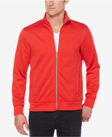 Perry Ellis Men's Zip Front Track Jacket