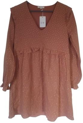 Non Signã© / Unsigned Pink Cotton Dresses