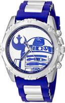 Star Wars Men's RDD1310 Analog Display Analog Quartz Watch