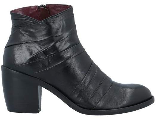 a44e3318f1f8 Oasis Black Ankle Boots - ShopStyle UK
