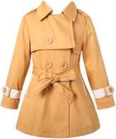 Richie House Girls' Spring Autumn Medium Outwear RH2105-C-7/8