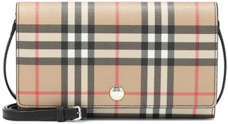 Burberry Vintage Check shoulder bag