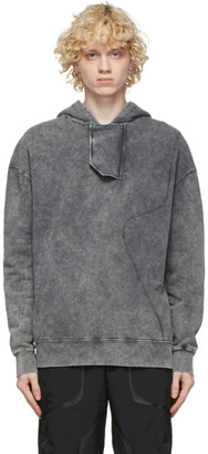 A-Cold-Wall* Black Fade-Out Hoodie
