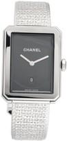 Chanel Boy-Friend H4878 Stainless Steel 26.7mm Womens Watch