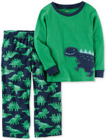 Carter's 2-Pc. Dinosaur Pajama Set, Little Boys (2-7) & Big Boys (8-20)