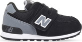 New Balance 574 suede trainers 2-5 years