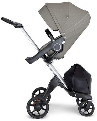 Stokke Xplory® 6 Silver Chassis Stroller