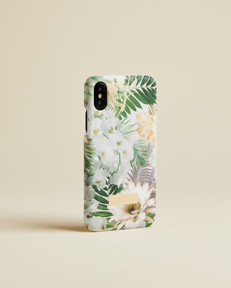 Ted Baker HANNNA Woodland iPhone X clip case