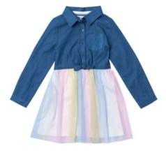 Epic Threads Toddler Girls Tie Front Tutu Dress