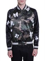 Valentino Souvenir Bomber Jacket